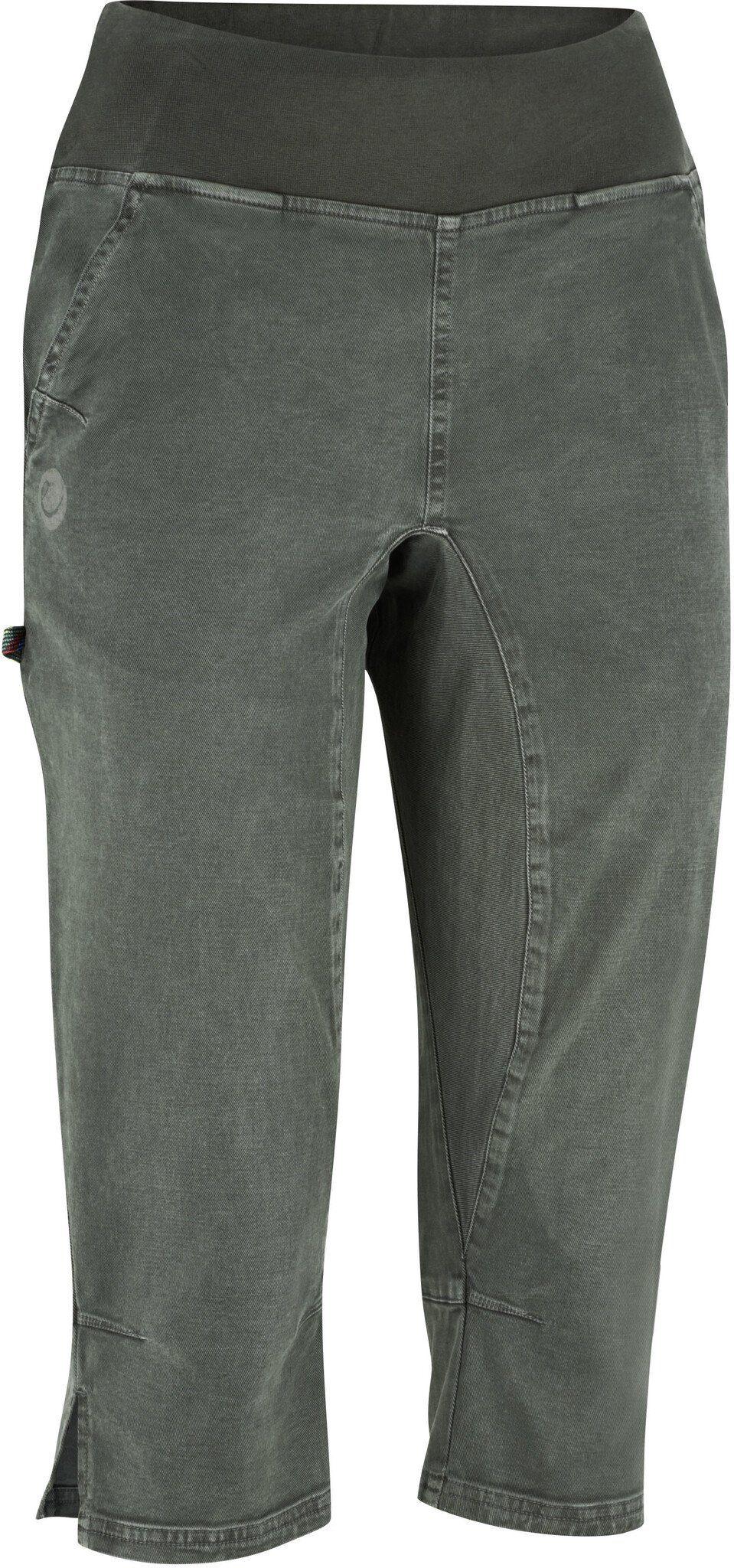 Bermuda Jeans Uomo Nero Lee Rider Black