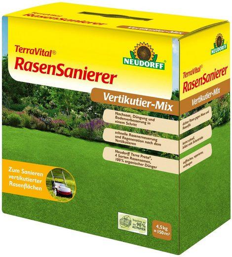 Neudorff Rasensamen »TerraVital Rasen Sanierer«, 4,5 kg