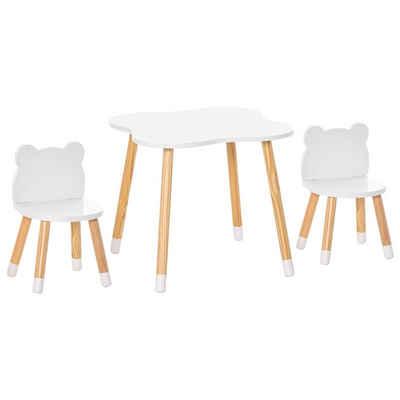 HOMCOM Kindersitzgruppe »Kindersitzgruppe 3-teilig«