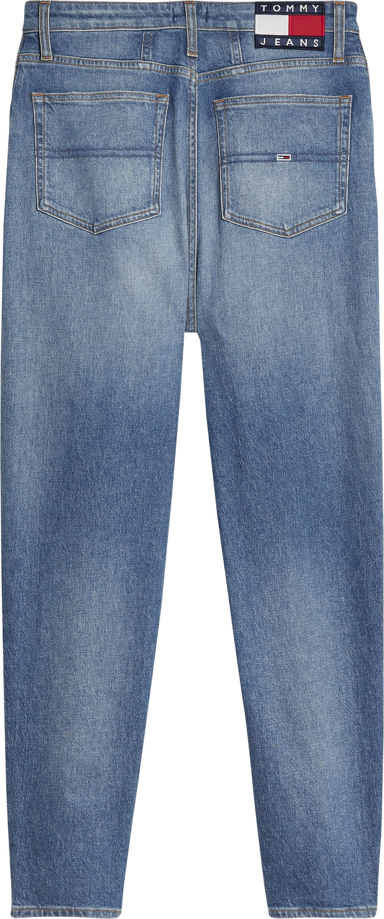 TOMMY JEANS Mom-Jeans MOM JEAN HR TAPERED MRWH