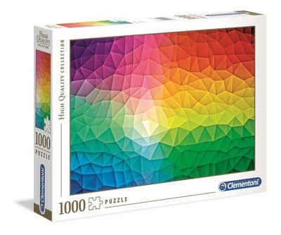 Clementoni® Puzzle »Gradient High Quality Collection 1000 Teile Puzzle«, Puzzleteile