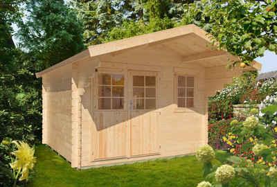 Kiehn-Holz Gartenhaus »Kallenberg 2«, BxT: 350x441 cm, (Set)