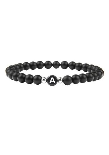 GOOD.designs Armband »Buchstabenperlen Armband A«