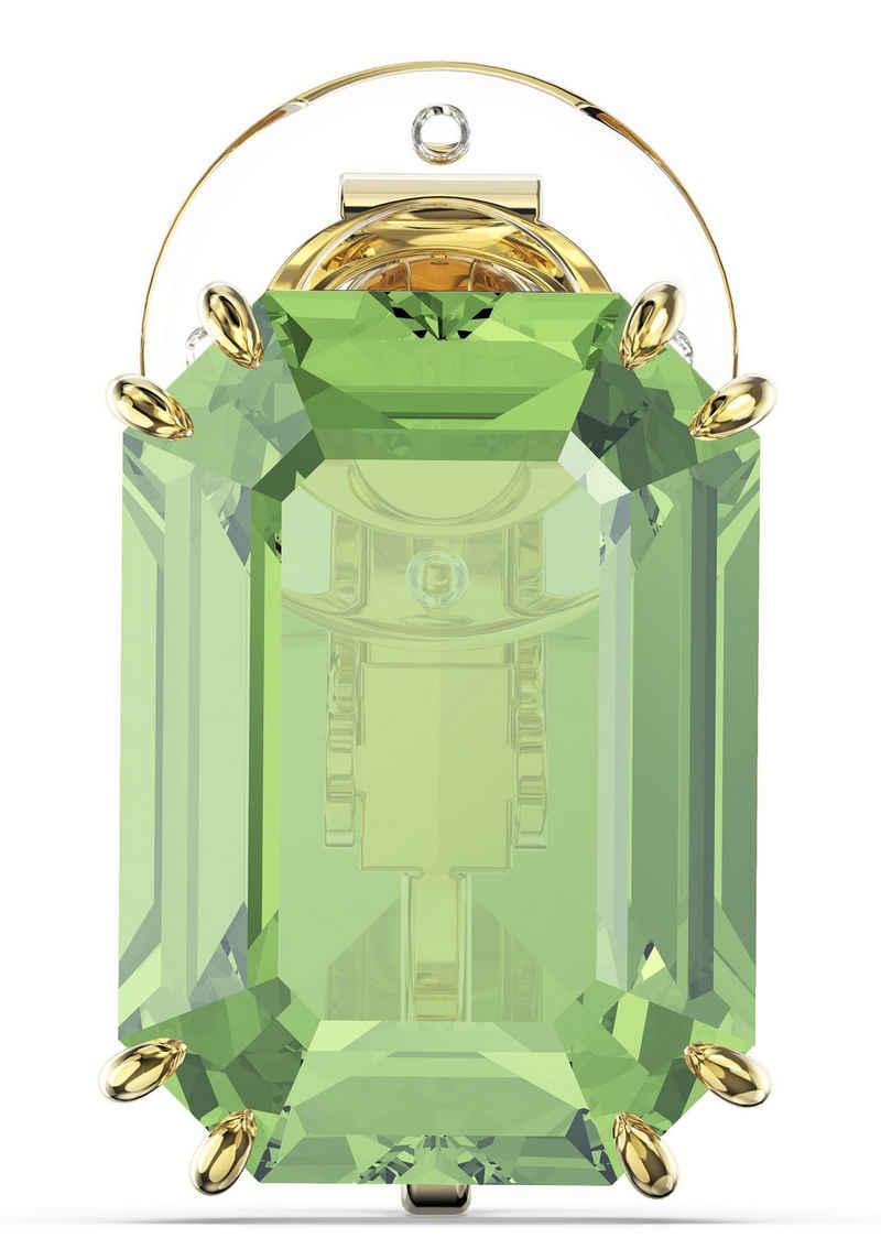 Swarovski Single-Ohrstecker mit Ohrklemme »Millenia Ohrclip, Einzel, 5598358«, mit Swarovski® Kristall