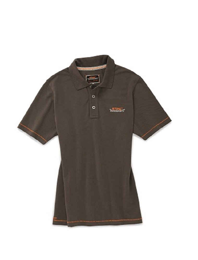STIHL Poloshirt »Timbersports« Logobestickung linke Brust
