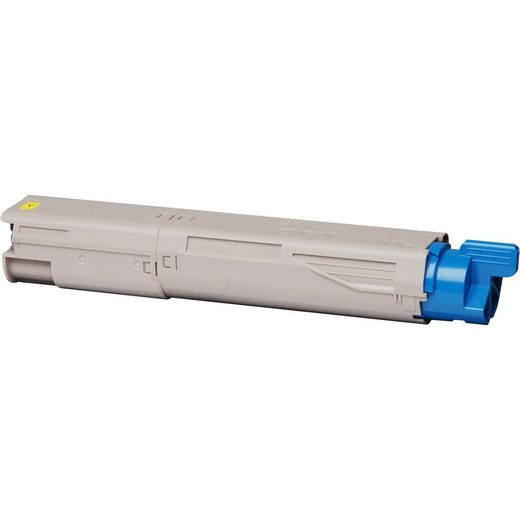 OKI Tonerpatrone »Toner Gelb HC 43459329«