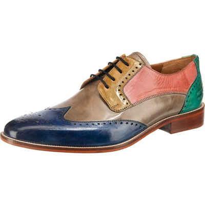 Melvin & Hamilton »Jeff 14 Business Schuhe« Schnürschuh