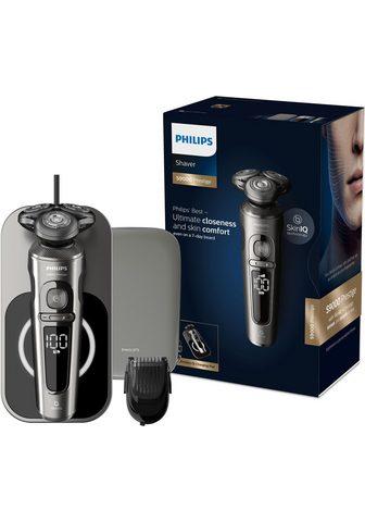 Philips Elektrorasierer SP9860/16 Aufsätze: 2 ...