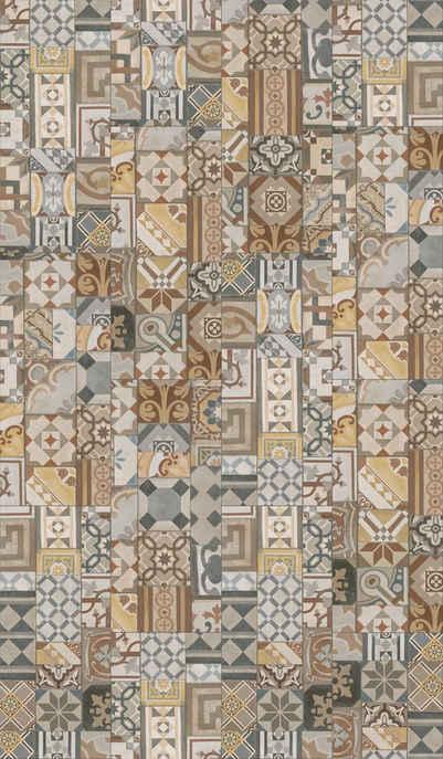 PARADOR Vinyllaminat »Trendtime 5.30 - Ornamentic Colour«, Packung, 906 x 395 mm, Stärke 8,6 mm, 1,8 m²