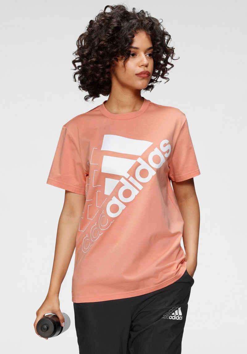 adidas Performance T-Shirt »BRAND LOVE BOYFIEND T-SHIRT«