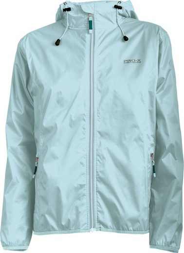 PRO-X ELEMENTS Regenjacke »LADY CLEEK« Wasserdicht