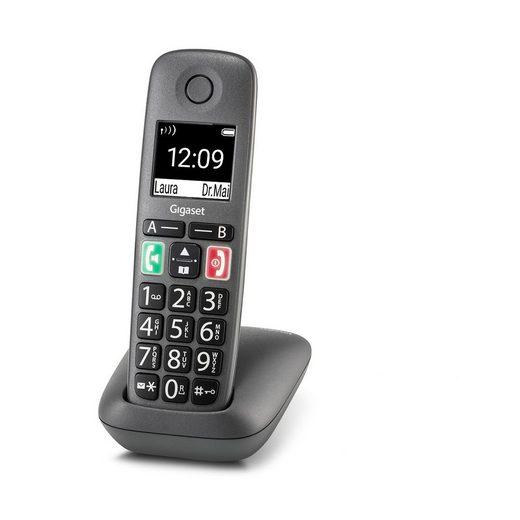 Gigaset »Gigaset Easy« Schnurloses DECT-Telefon