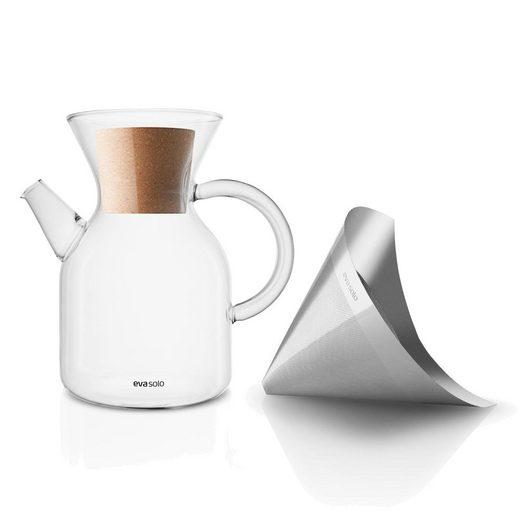 Eva Solo Kaffeekanne »Pour-over Kaffeebereiter 1 L«, 1 l