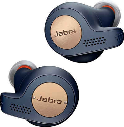 Jabra »Elite Active 65t« wireless In-Ear-Kopfhörer (Alexa, Siri, Google Assistant, Bluetooth)