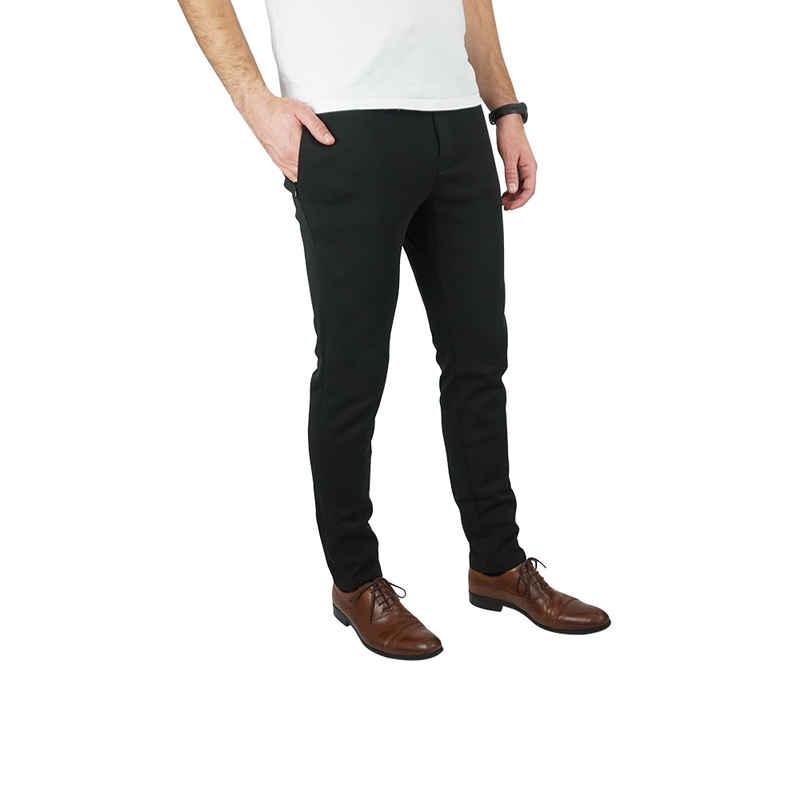 Papas Shorts Jogginghose »Bequeme Freizeithose – Jogger Pants für den Alltag« (1-tlg) aus atmungsaktivem Material und sicheren Reißverschlusstaschen