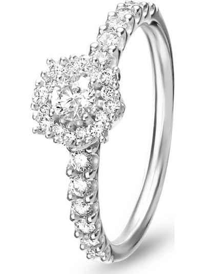 CHRIST Fingerring »CHRIST Damen-Damenring 29 Diamant«