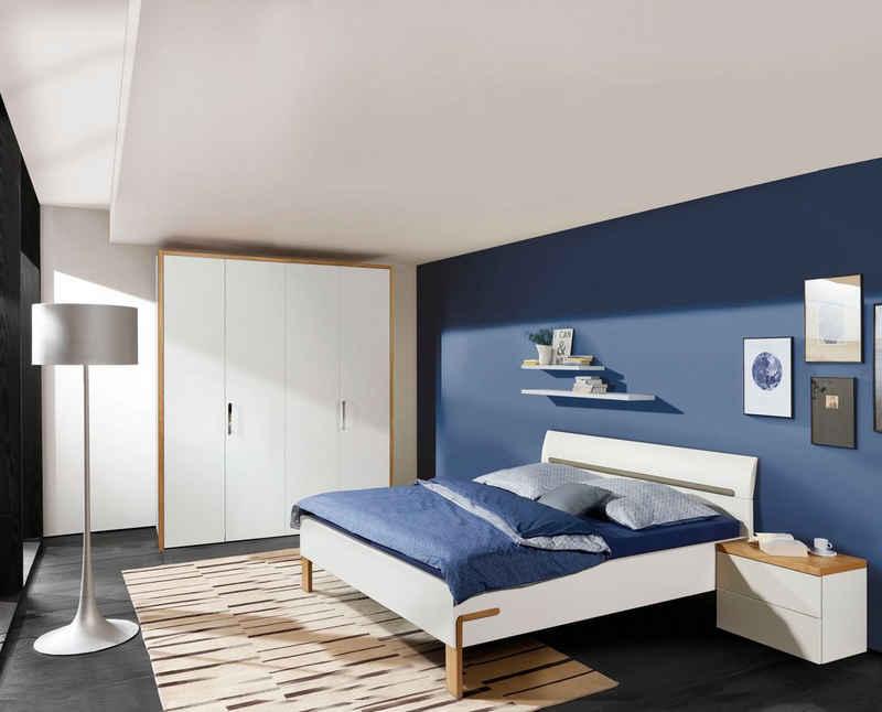 hülsta Komplettschlafzimmer »DREAM«, (Spar-Set, 4-St), mit Kleiderschränken inkl. Passepartout und in verschiedenen Breiten. Inklusive Liefer- und Montageservice durch hülsta Monteure