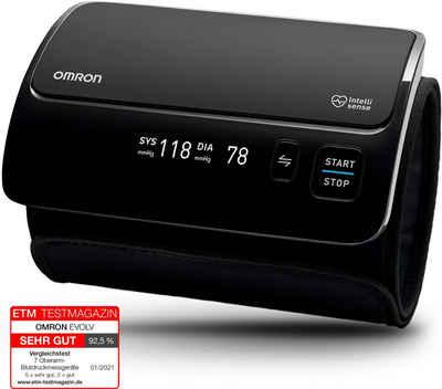 Omron Oberarm-Blutdruckmessgerät EVOLV (HEM-7600T-E)