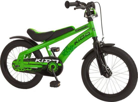 Bachtenkirch Kinderfahrrad »Kawasaki Kidd«, 1 Gang