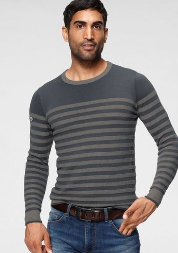 TOM TAILOR Polo Team Strickpullover