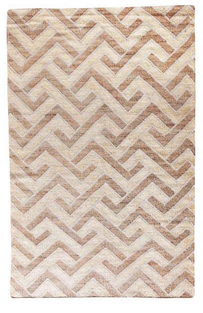 Teppich »Absentia«, KUNSTLOFT, rechteckig, Höhe 10 mm, handgefertigter Läufer aus robusten Material