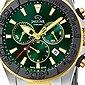 Jaguar Chronograph »UJ873/2 Jaguar Herren Armbanduhr Executive«, (Chronograph), Herrenuhr rund, groß (ca. 46mm), Edelstahl, Edelstahlarmband, Sport-Style, Bild 2