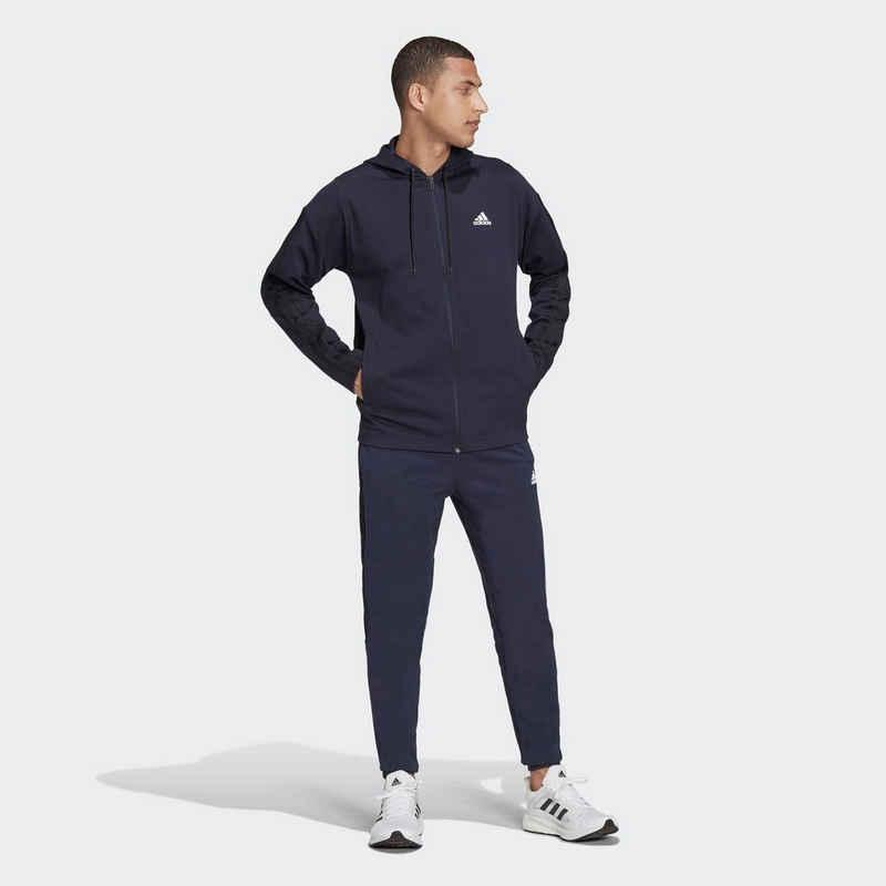 adidas Performance Jogginganzug »RIB INSERTS TRACKSUIT«