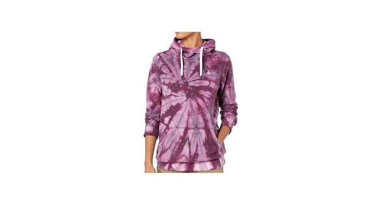 Volcom Kapuzenpullover »Volcom Damen Sweatshirt Costus O/over Fleece«
