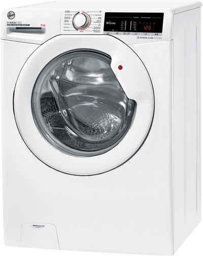 Hoover Waschmaschine H3WSQ 483TAE-84, 8 kg, 1400 U/min