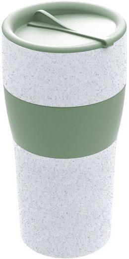 KOZIOL Thermobecher »AROMA TO GO XL«, Kunststoff, spülmaschinengeeignet, melaminfrei, 700 ml