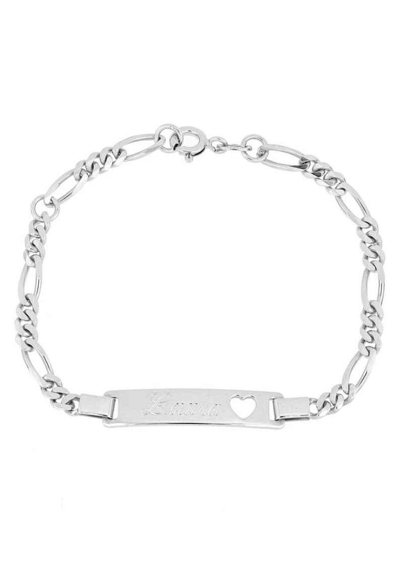 Firetti ID Armband »Herz«