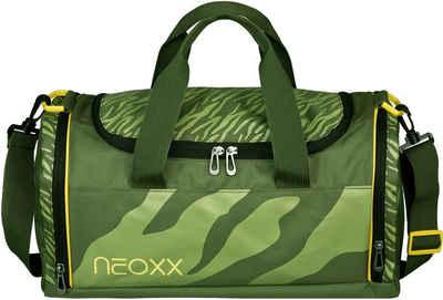 neoxx Sporttasche »Champ, Ready for Green«, aus recycelten PET-Flaschen