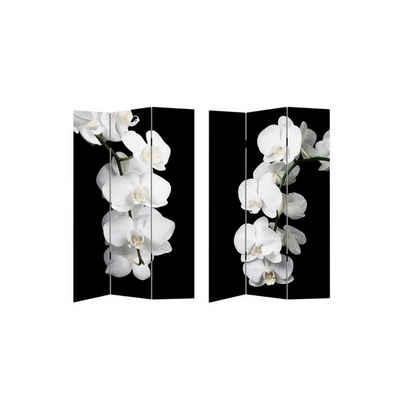HTI-Line Paravent »Paravent Orchidee«