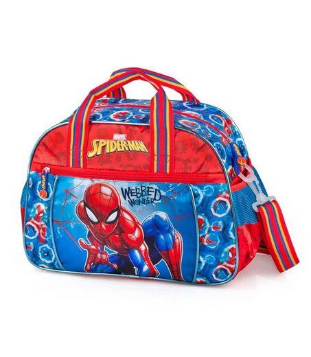 Spiderman Sporttasche »Marvel Spiderman - Sporttasche, 38x27x17 cm« (Reißverschluss, Jungen), Geringes-Gewicht