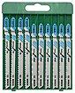 BOSCH Set: Stichsägeblätter für Metall, T-Schaft, 10-tlg., Bild 1