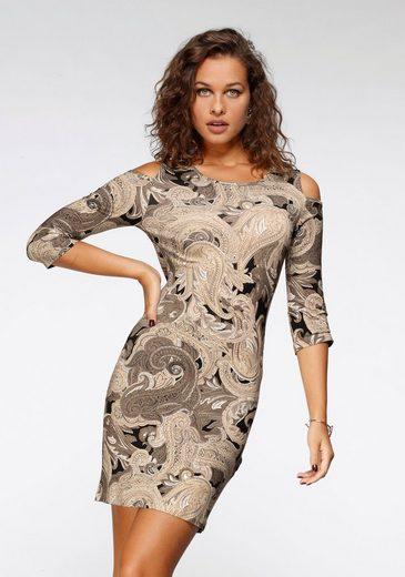 Melrose Jerseykleid mit Schulter Cut-Out - NEUE KOLLEKTION