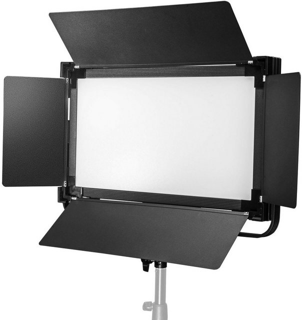 Blitzgeräte - walimex »pro Soft LED Brightlight 1400 Bi Color Square 2141« Blitzgerät  - Onlineshop OTTO