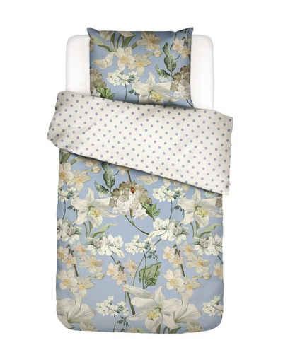 Bettwäsche »Rosalee«, Essenza, mit floralem Muster