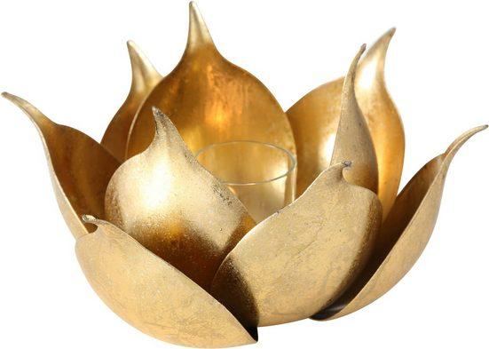 BOLTZE Kerzenleuchter »Conla« (1 Stück), aus Eisen
