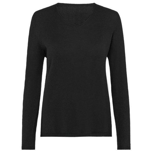 kamelshopping Kaschmirpullover »Damen Pullover aus 100% Kaschmir« verschiedene Farben und Schnitte, weich und wärmend, Strickpullover aus Cashmere-Wolle