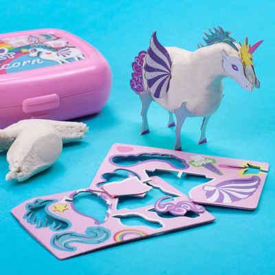 """Thumbs Up Knetform-Set »Knet-Set """"Einhorn"""" - Make Your Own Unicorn«"""