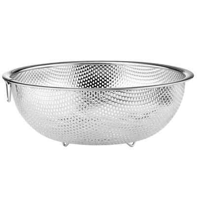 BUTLERS Küchensieb »MENUETT Metallsieb«, Edelstahl