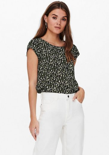 Only Shirtbluse »ONLVIC SS AOP TOP«