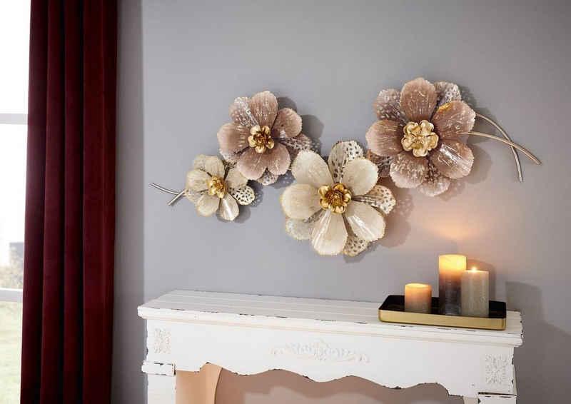 HomeLiving Bild »Blumen«, Motiv siehe Bild/Beschreibung
