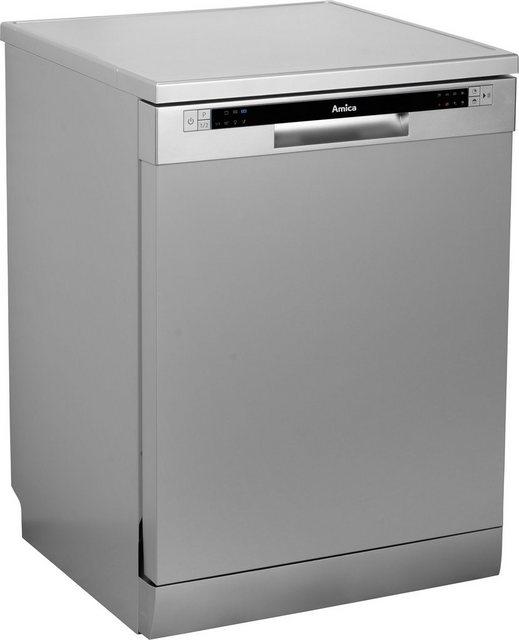 Küchengroßgeräte - Amica Standgeschirrspüler, GSP 542 010 Si, 11 l, 12 Maßgedecke  - Onlineshop OTTO
