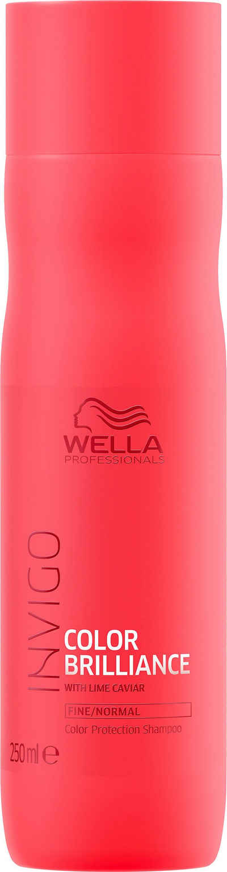 Wella Professionals Haarshampoo »Invigo Color Brilliance Color Protection Shampoo Fine/Normal«, farbschützend