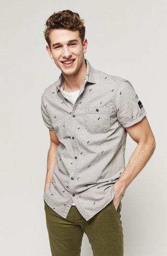O'Neill Kurzärmeliges Hemd »Allover summer«