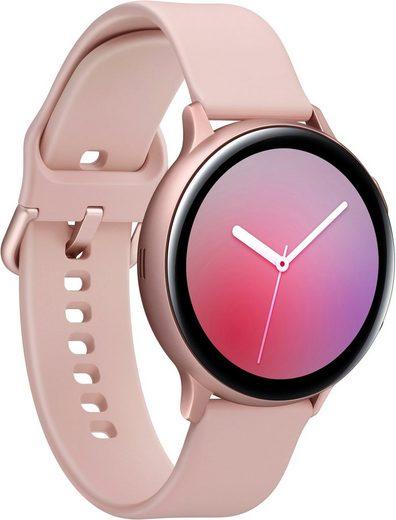 Samsung Galaxy Watch Active2 44mm - LTE Smartwatch (3,45 cm/1,4 Zoll, Tizen OS)
