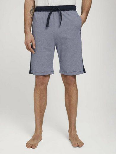 TOM TAILOR Pyjamahose »gestreifte Pyjama-Hose«