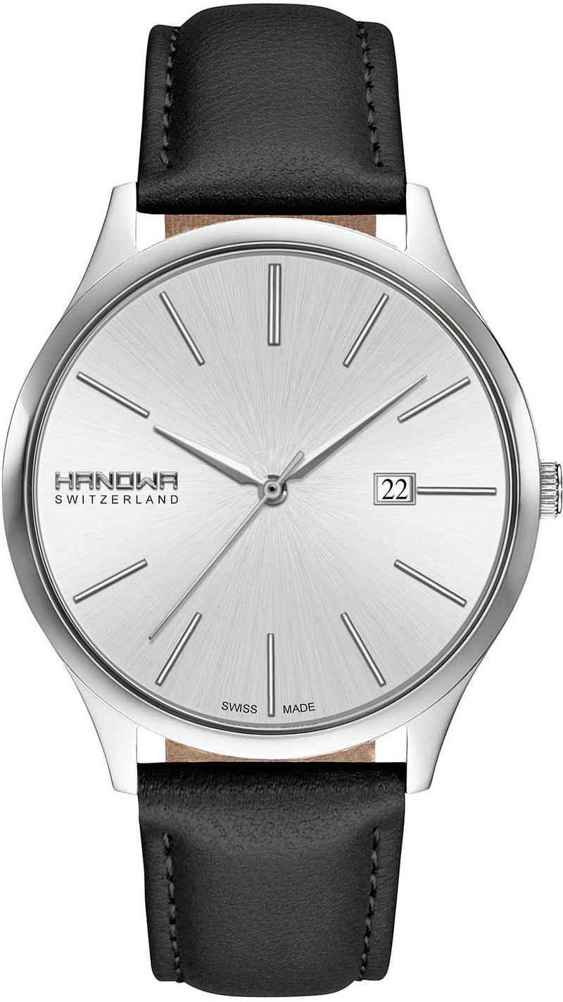 Hanowa Schweizer Uhr »PURE, 16-4075.04.001«